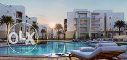 For sale at October Plaza apartment ( 6 years ) installments -197 mtr