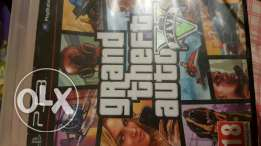 CD grand theft auto5 ps3