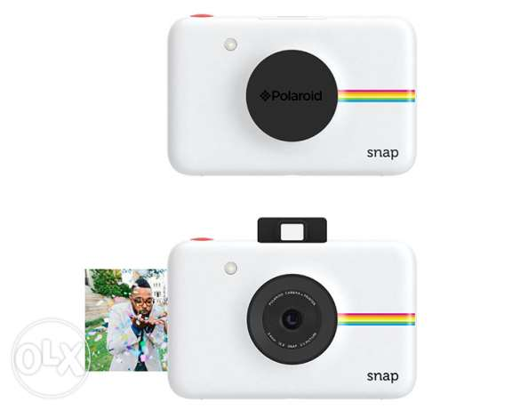 Polaroid Snap Camera + Case Cover + 150 Sheets