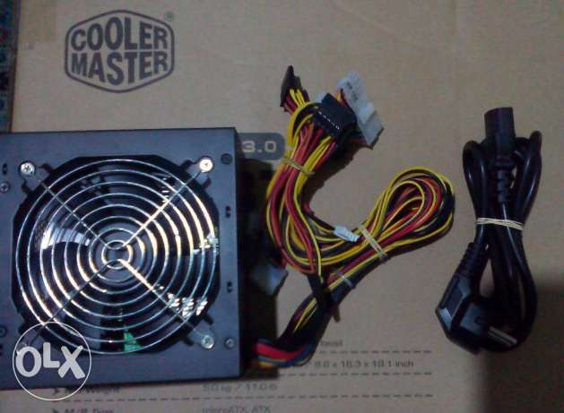 Power Supply: Cooler Master Extreme Power Plus 500W الإسكندرية -  1