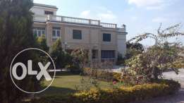 For Rent Palace of Mansoureya 5000 M