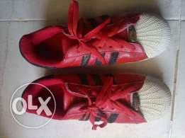 Adidas super star high copy