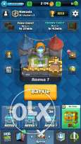 Clash Royal account For sell