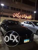 BMW ٣١٦. ٢٠١٥ اسود for sale