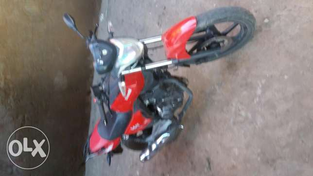 Motorcycle model 2016 for sale