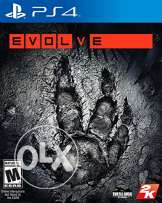 Evolve Without Cover PS4