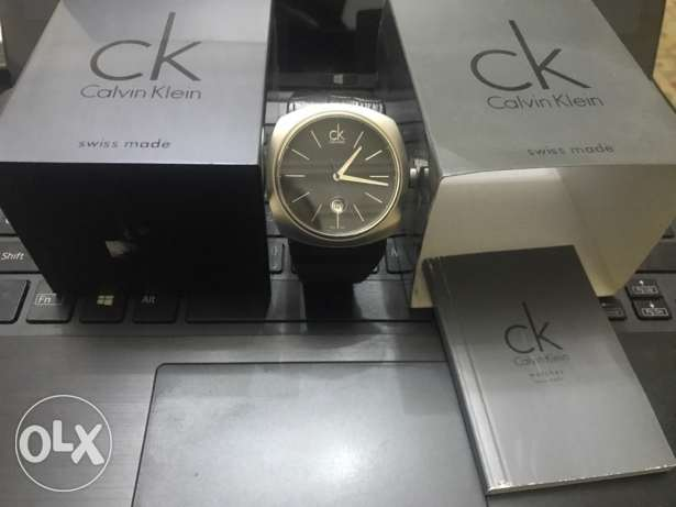 calvin klein watch original الإسكندرية -  2