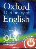 Oxford dictionary