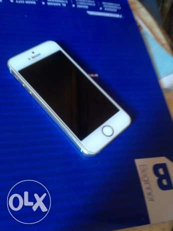 iPhone 5s for sell 6 أكتوبر -  1