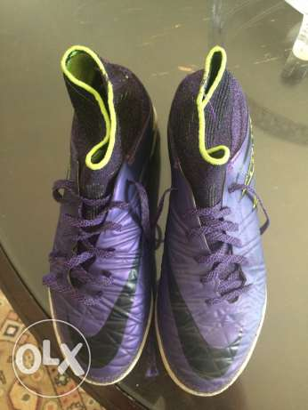 Nike football shoes size 37.5 الدقى  -  1