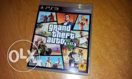 لعبه gta five ps3