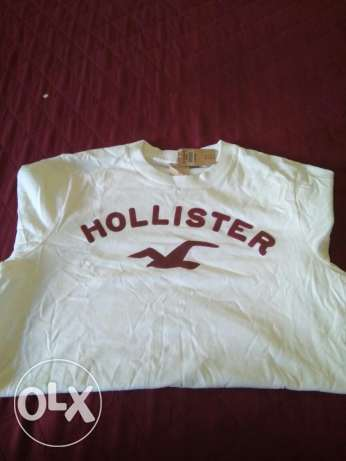 HOLLISTER California Mens T-Shirt Original Size Small New