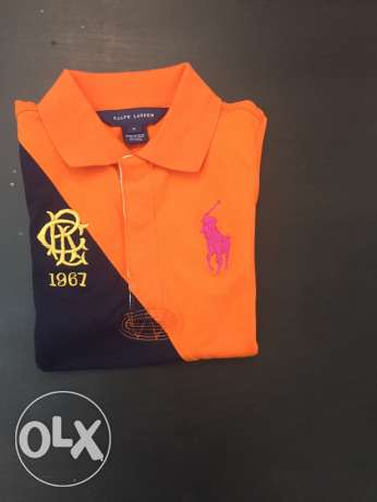 Polo Ralph original shirt for girls size 6 years new