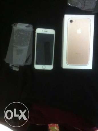 iphone 7 Gold 32