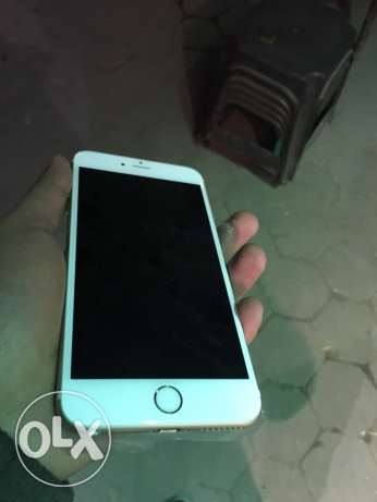 iphone 6s plus 64 giga gold حلوان -  1
