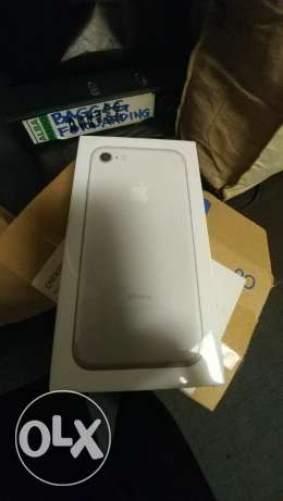 Iphone 7 32gb silver القاهرة -  2