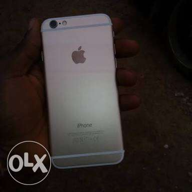 iphone 6 plus 64 G gold with box