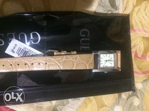 Original guess women's watch from usa القاهرة الجديدة -  2