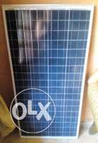 115w poly crystalline solar panel