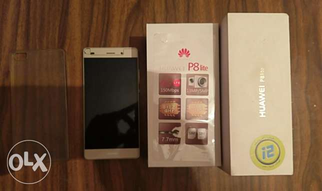P8 light huawei