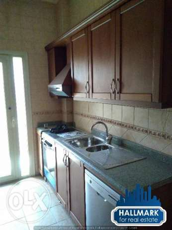 Brand new semi furnished unit for rent in New Cairo near services