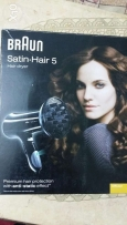 BRAUN Satin Hair 5 hair dryer