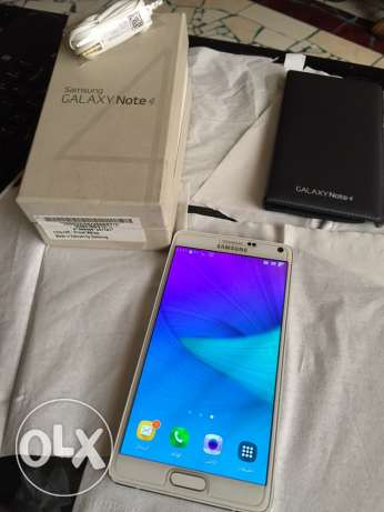 GALAXY NOTE 4 great condition
