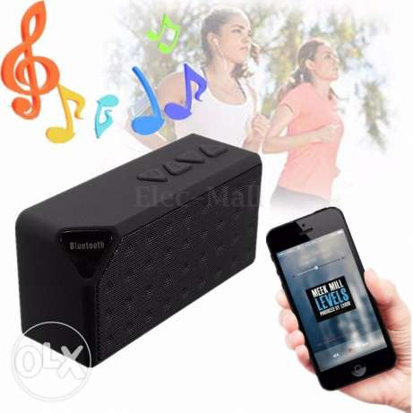 Wireless Bluetooth SUPER BASS Speaker