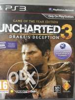 uncharted for PS3 used