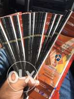 tickets for the match