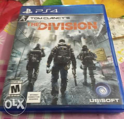 The Division Ps4 Game الزيتون -  1