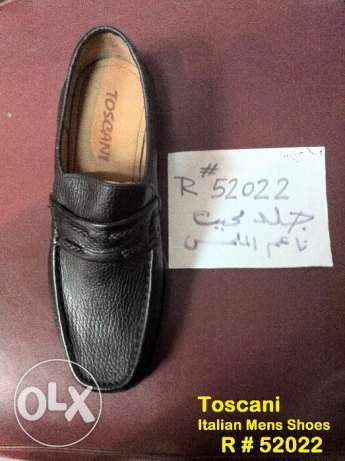 whole Sale Italian Shoes TOSCANI SUPER AIR .made in Egypt