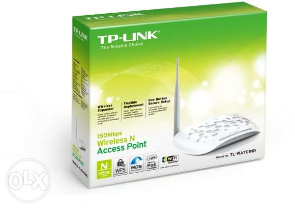TP-link 150 Mbps Wireless N Access Point - TL-WA701ND