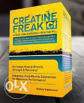 creatine freak