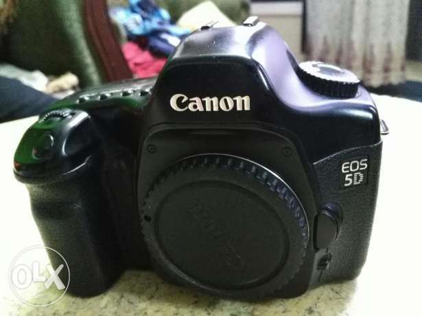 Canon 5D mirk 1 and Lens 50 and Lens 28/200 القاهرة -  1