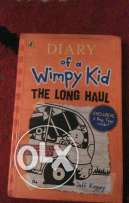 Wimpy kid pack 3 books