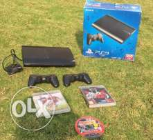 ps3 for sale with fifa15 and W'13