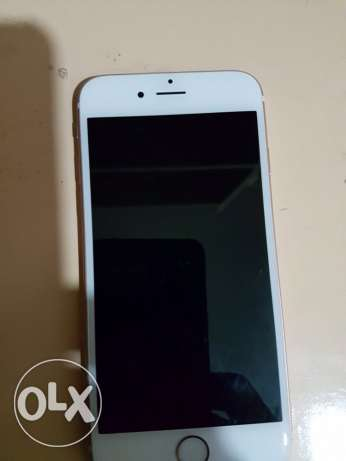 Iphone 6s 16 GB Golden Rose وسط القاهرة -  2