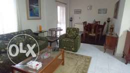 Apartment for rent in rehab fully furnished