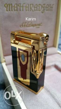 Wanted : Dupont lighter