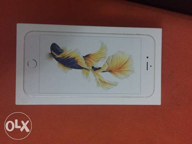 iPhone 6s Plus 64 giga gold ميامي -  3