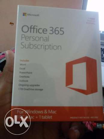 Office 365 Personal Subscription وسط القاهرة -  3