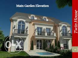 Twin house for sale in LAYAN SABOUR prime location 419 M2