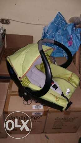 Brand new baby confort Creatis.fix car seat