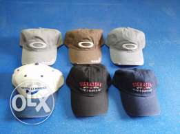 Cap Oakley/Levis/Hayes Lemmerz original from France