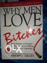 كتاب why men love bitches
