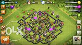 Clash of clans town hall 8 max