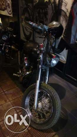 Honda Shadow Ace 2002
