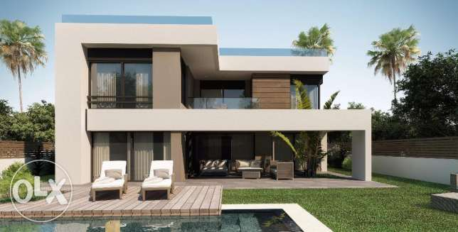 Standalone Villa For Sale In The Crown Palm Hills 5% DP and 8years