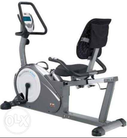 Recumbent Bodysculpture RC3600 6 أكتوبر -  2
